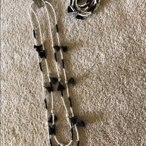 Chico's Jewelry - Chico's Estella double strand necklace